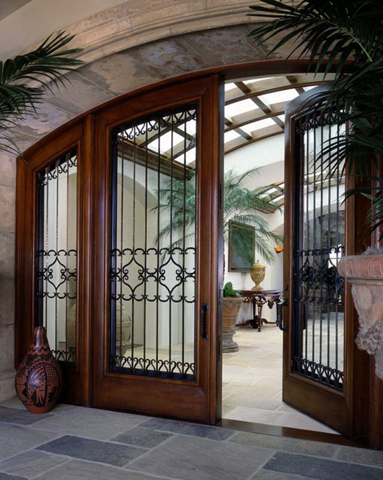 33 ultimate front door designs for Beautiful home entrance design