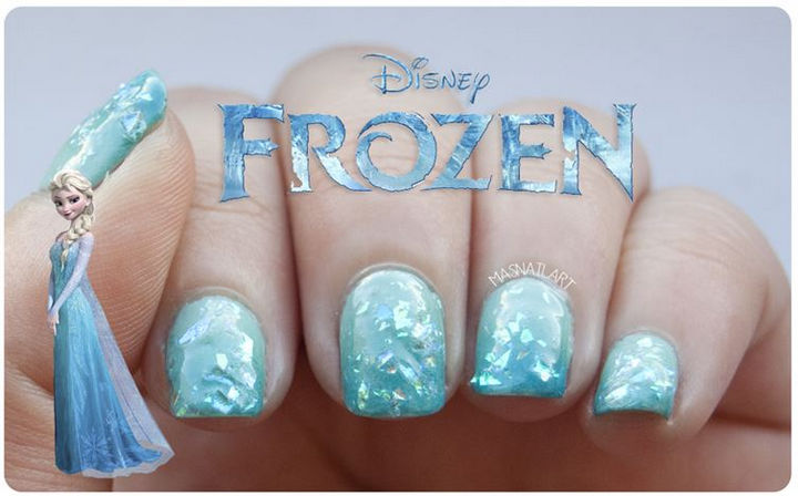 AD-Winter-Inspired-Nail-Designs-03 - 35+ Winter Inspired Nail Designs That Are As Beautiful As Freshly
