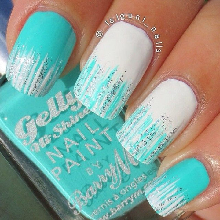 35 winter inspired nail designs that are as beautiful as freshly ad winter inspired nail designs 09 prinsesfo Image collections