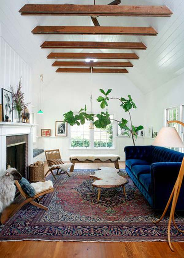 AD-Wonderful-Ideas-To-Design-Your-Space-With-Exposed-Wooden-Beams-14
