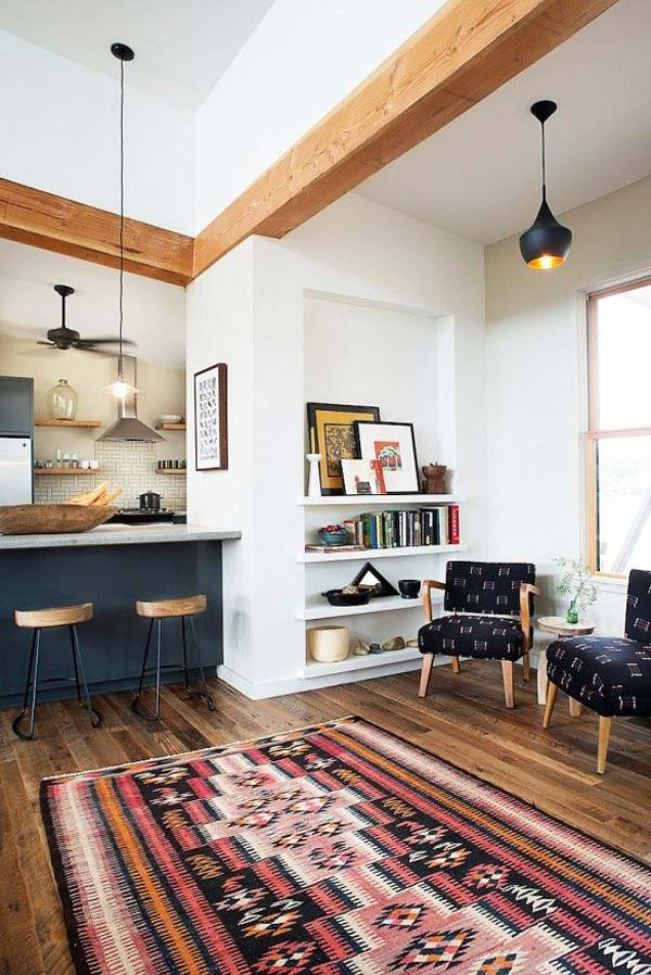 AD-Wonderful-Ideas-To-Design-Your-Space-With-Exposed-Wooden-Beams-26