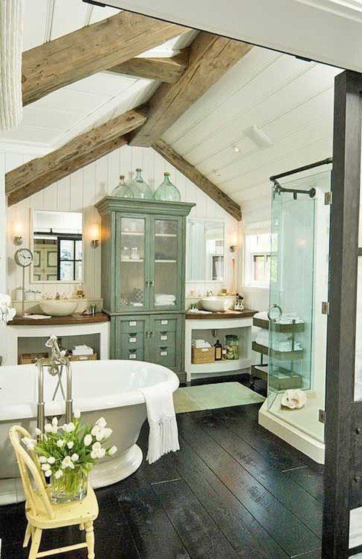 AD-Wonderful-Ideas-To-Design-Your-Space-With-Exposed-Wooden-Beams-27