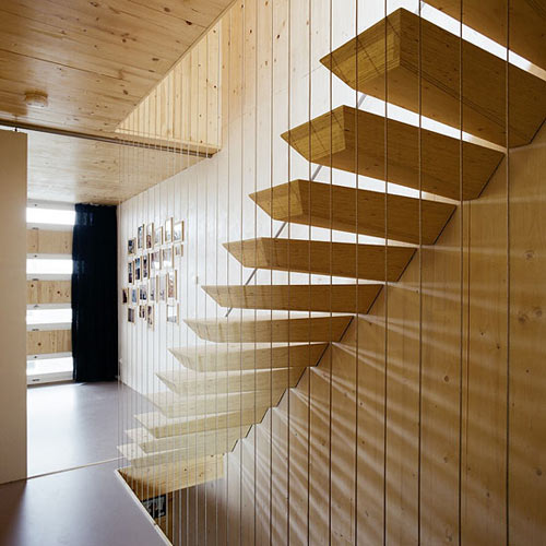 20 Beautiful Modern Staircases