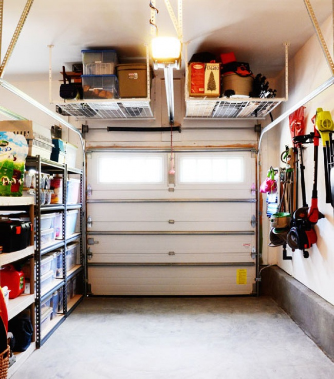 20 awesome storage ideas for those who love having everything in the 20 Storage Ideas