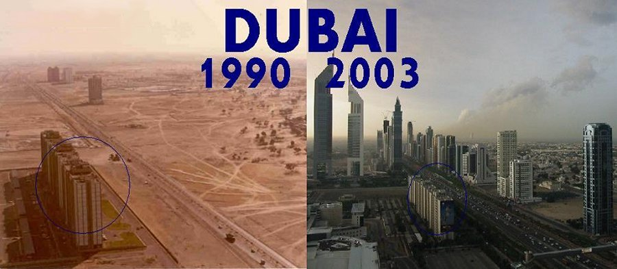 50+ Images of Dubai; The City's Eccentricities