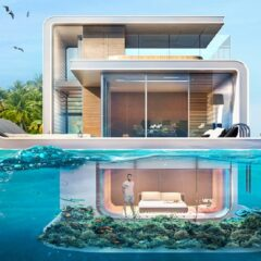 Dubai Is Set To Unveil Spectacular Floating Apartments With Underwater Rooms