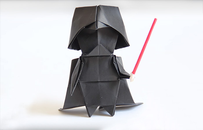 Darth Paper Strikes Back (An Origami Yoda Book) Worksheets and Literature Unit