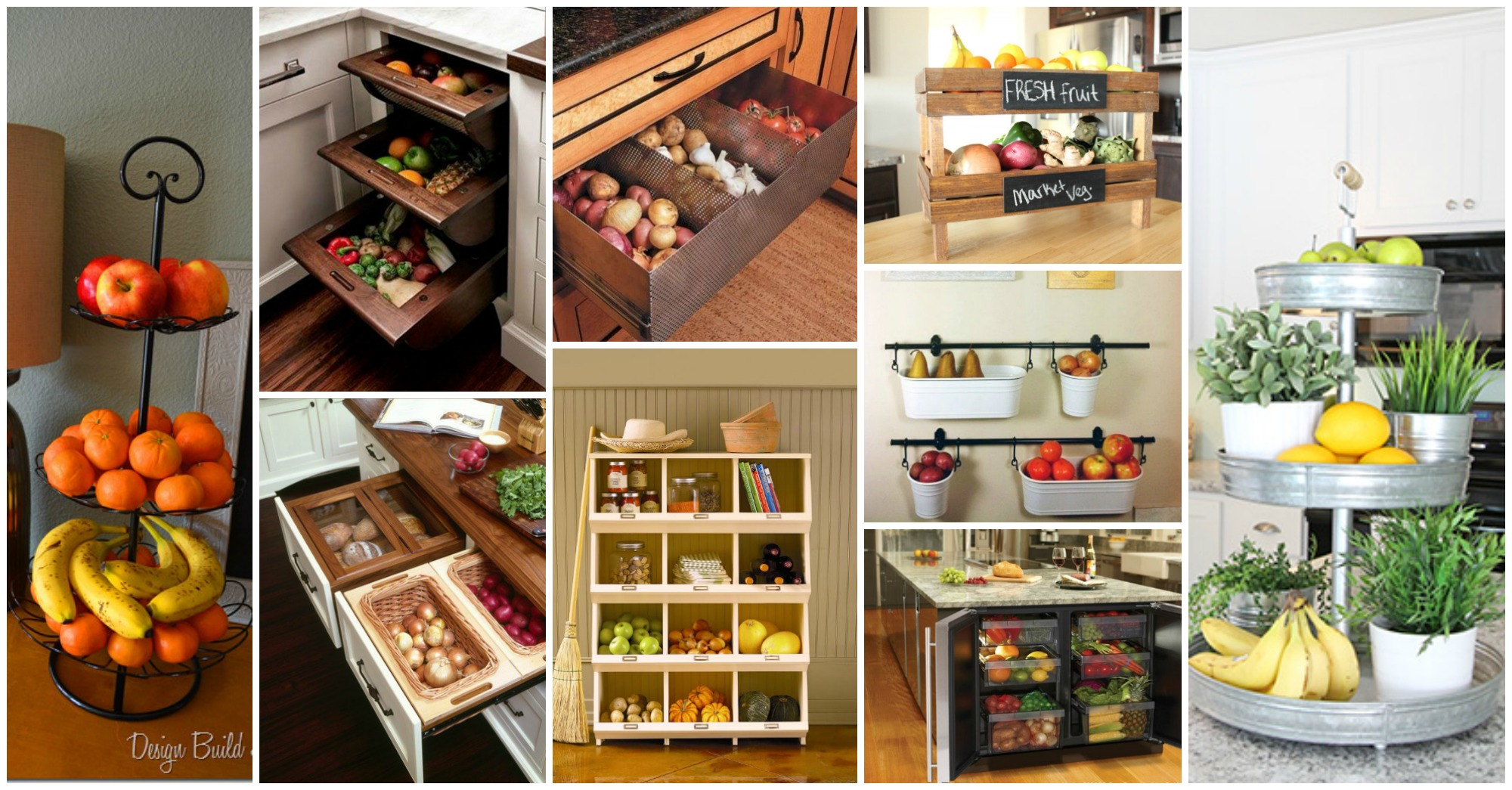 Bon AD Insanely Clever Storage  Solutions For Furits And Vegetables CoverImage