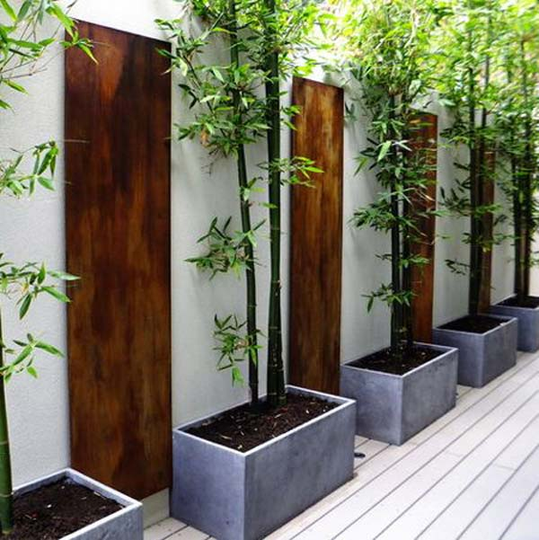 Japanese Garden Design Ideas Bamboo Fence