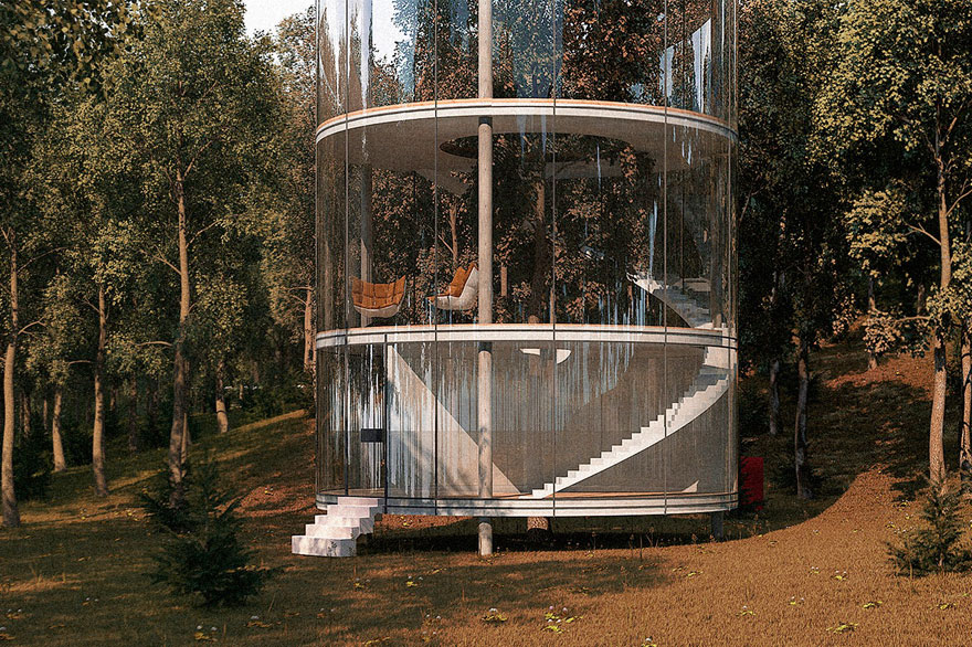AD-Tubular-Glass-Tree-House-Aibek-Almassov-Masow-Architects-04