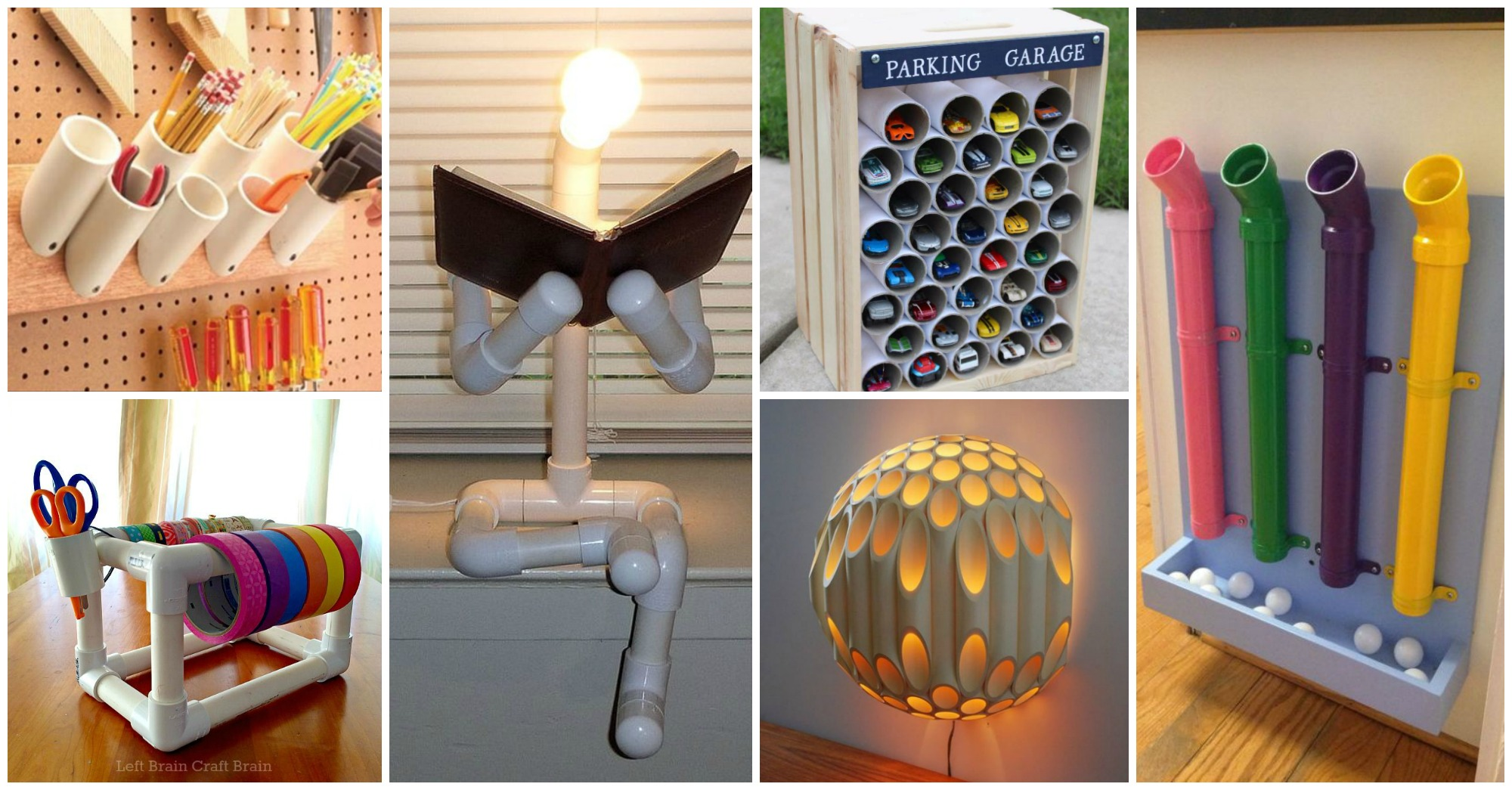 45 creative uses of pvc pipes in your home and garden - Home And Garden Design
