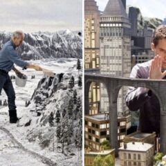 20+ Famous Movie Scenes That Were Actually AMAZING Miniature Models