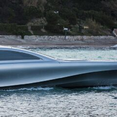 Mercedes-Benz Designed A Yacht, But Only 10 Will Be Built