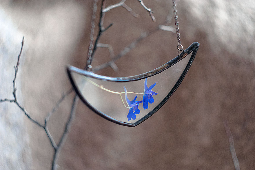 AD-Pressed-Flower-Leaf-Jewelry-Stained-Glass-Wwheart-06