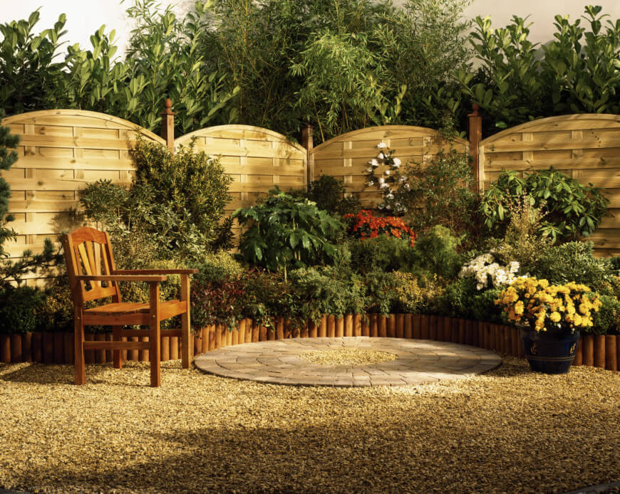 ad pretty small garden ideas 18 - Garden Ideas Large Space