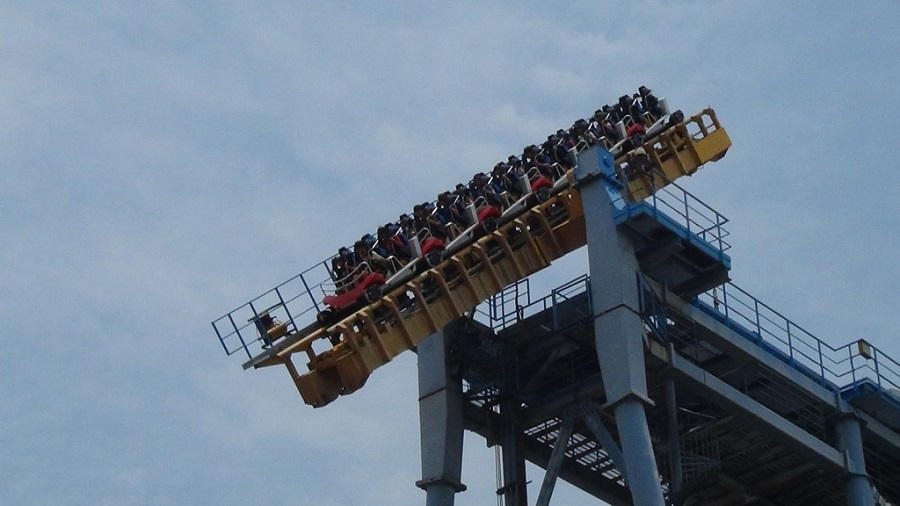 20 Scariest Roller Coasters In The World No Way I D Ride 11