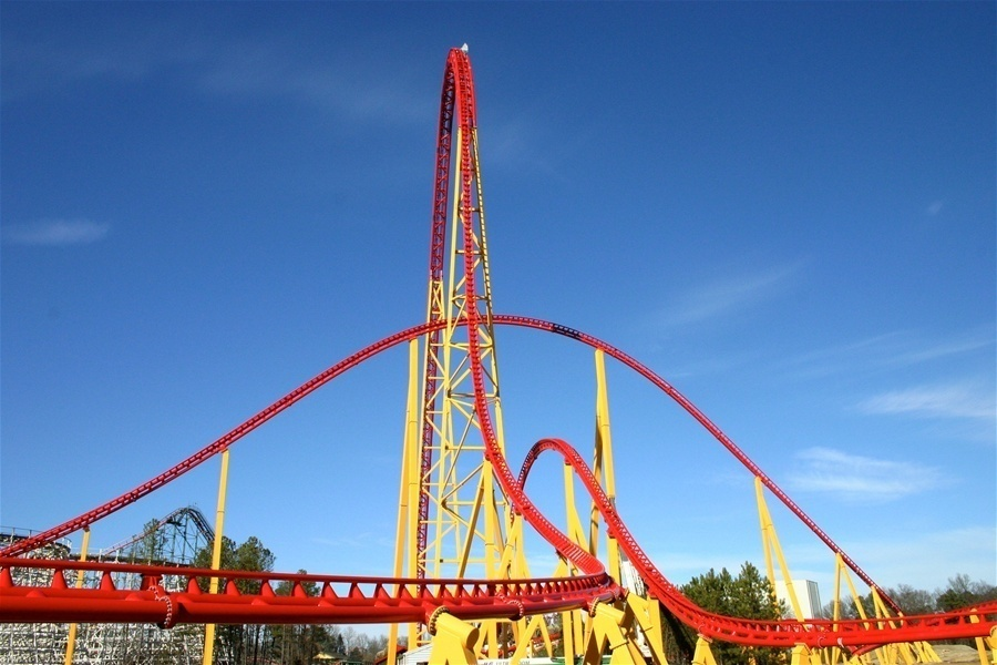20 Scariest Roller Coasters In The World No Way I D
