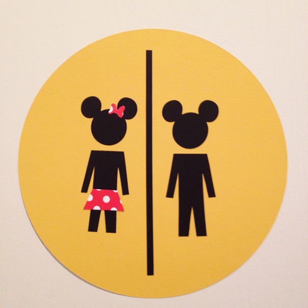 Bathroom Sign Images 100 of the most creative bathroom signs ever