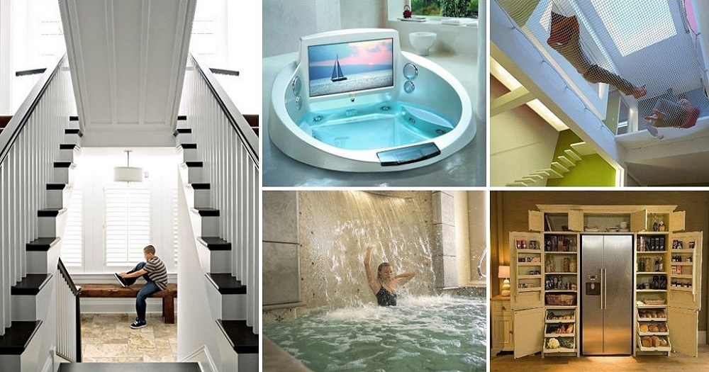 36 things you obviously need in your dream home for Design your dream house