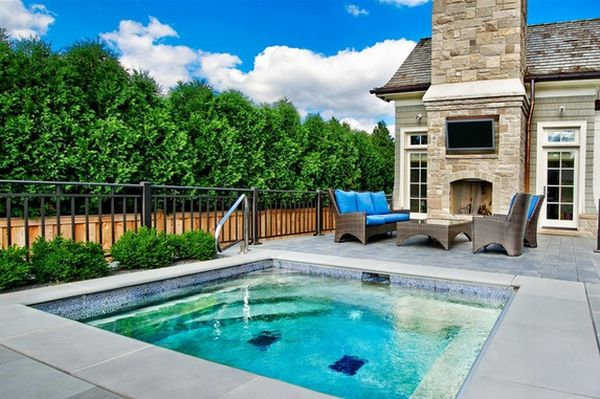 AD Wonderful Mini Pools In Your Backyard 15