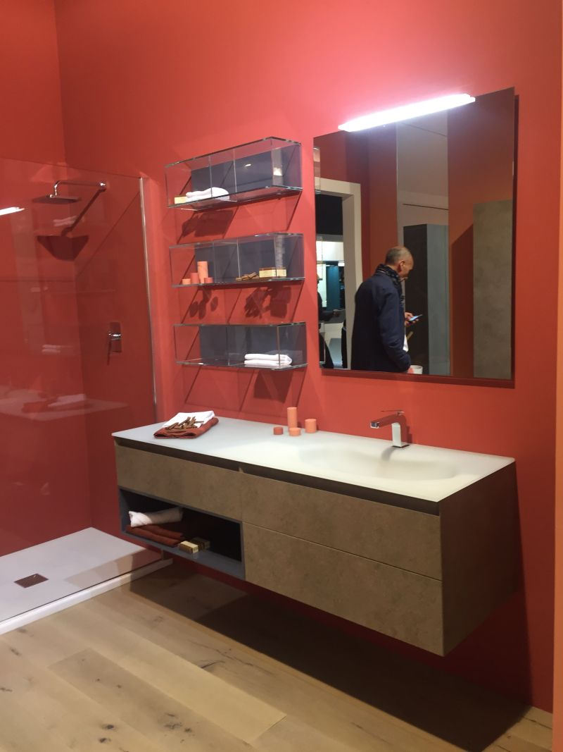 06-AD-Red-bathroom-wall-and-floating-vanity
