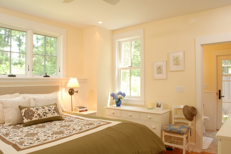 AD Apricot Bedroom Color Design 31