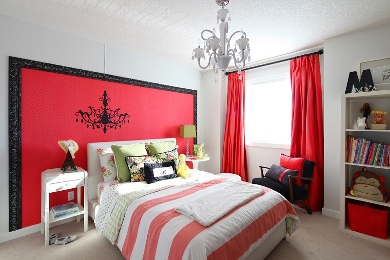 40 bedroom paint ideas to refresh your space for spring for Passionate bedroom designs