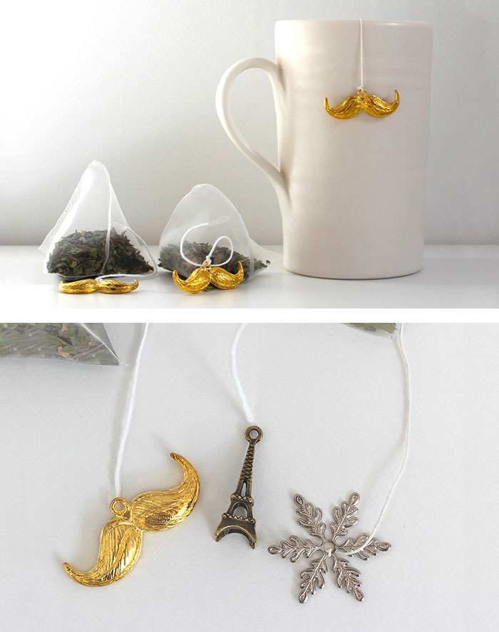 60 Creative Teabag Designs For Tea Lovers
