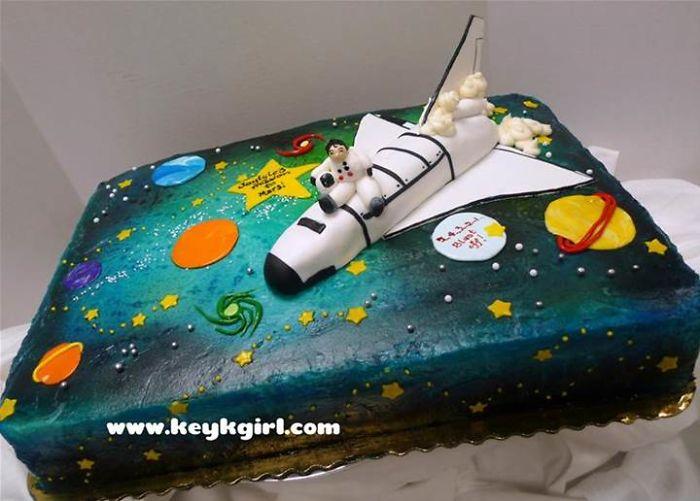 How To Make Rocket Cake Pops