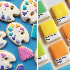 When Graphic Designer Uses Design Skills To Make Cookies (60+ Pics)