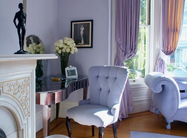 40 bedroom paint ideas to refresh your space for spring 15903 | ad lilac bedroom color 30