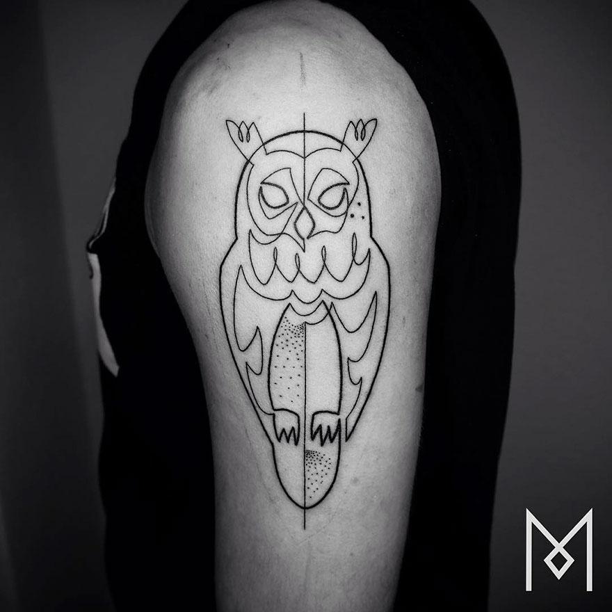 AD-Minimalist-Single-Line-Tattoos-By-Mo-Ganji-24