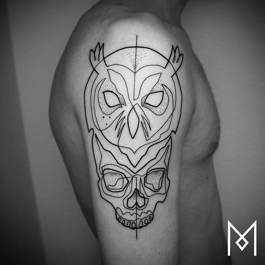 AD-Minimalist-Single-Line-Tattoos-By-Mo-Ganji-39