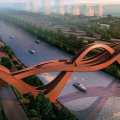 5 Of The Most Innovative Bridges Being Built Right Now