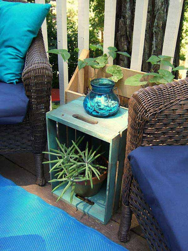 Deck Garden Ideas Diy Projects