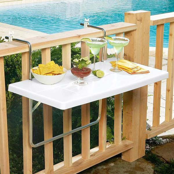 25 Wonderful Balcony Design Ideas For Your Home: 25 Small Furniture Ideas To Pursue For Your Small Balcony