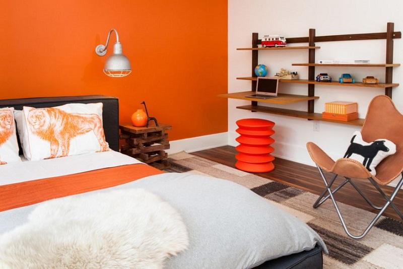 AD-Tangerine-Bedroom-Wall-Paint-07