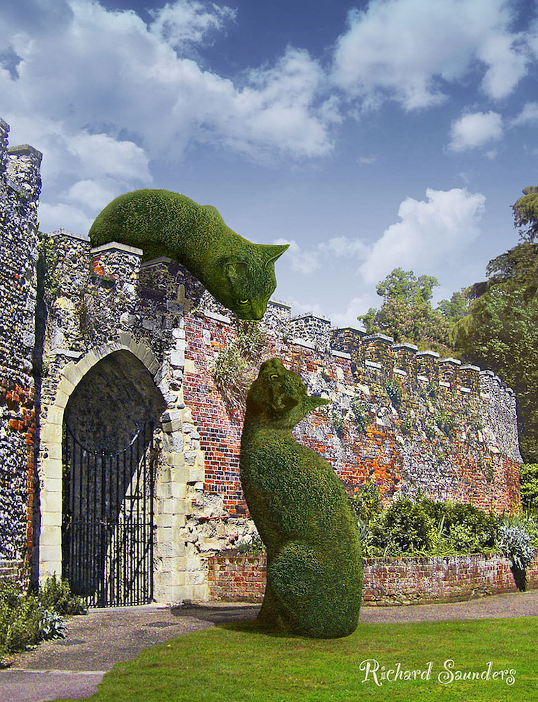AD-Topiary-Cats-by-Richard-Saunders-004