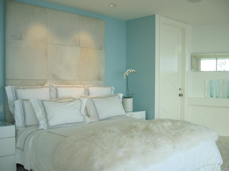 AD Turquoise Bedroom Design 35 1