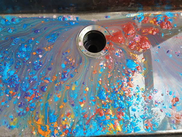 When Accidental Art Is Better Than Your Actual Art (30 Pics)