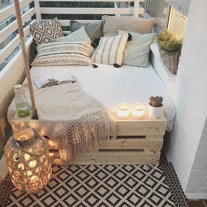 Decorating Ideas: 50+ Cozy Balcony Decorating Ideas