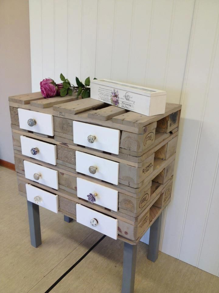 20 projects you can create using old pallets - Muebles de palets facilisimo ...