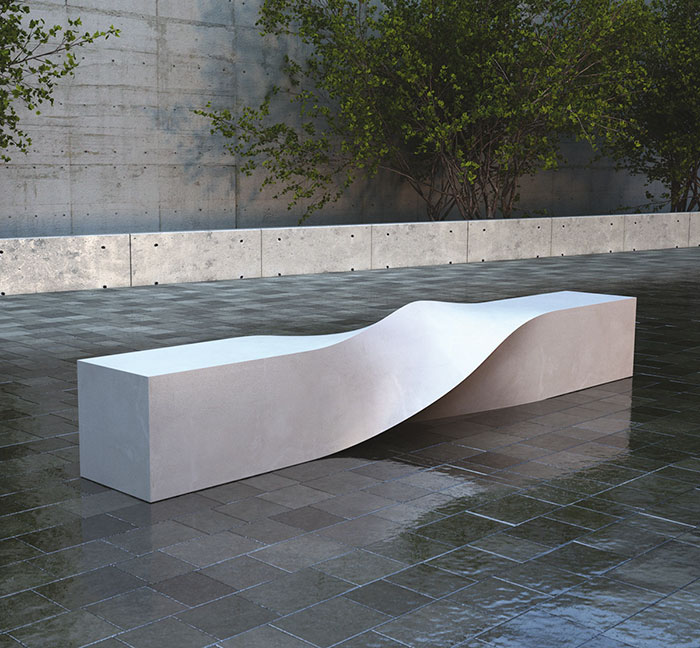 Modern Concrete Benches: 50+ Of The Most Creative Benches And Seats Ever
