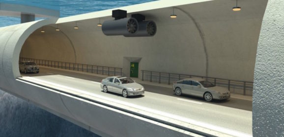 Norway's Proposed Underwater Tunnel Project Is The Answer Drivers Are Looking For