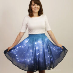This Starry Skirt Will Light Up The Universe Around You