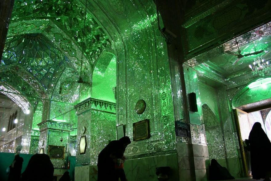 AD-Emerald-Tomb-Ceiling-Shah-Cheragh-Shiraz-Iran-06
