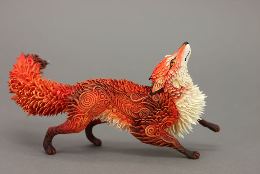 AD-Russian-Artist-Creates-Fantasy-Animal-Sculptures-From-Velvet-Clay-01