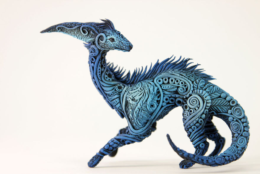 AD-Russian-Artist-Creates-Fantasy-Animal-Sculptures-From-Velvet-Clay-09
