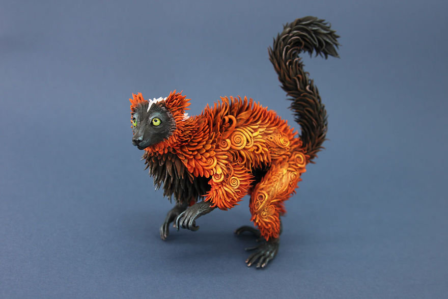 AD-Russian-Artist-Creates-Fantasy-Animal-Sculptures-From-Velvet-Clay-10