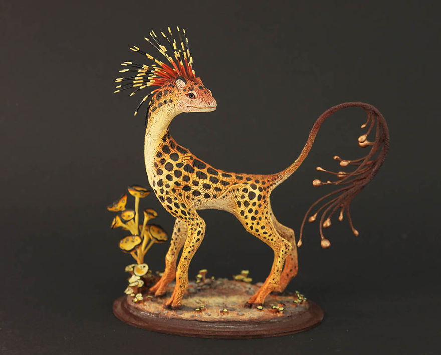 AD-Russian-Artist-Creates-Fantasy-Animal-Sculptures-From-Velvet-Clay-13